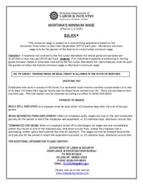 montana minimum wage poster   small