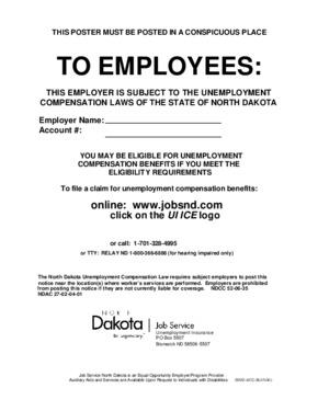 north dakota uiunemploymentcompensationbenefitsjsnd small
