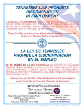 tennessee website employment poster  final small